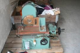 Maskindelar för sågverk