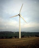 Vindkraftverk, tälthall + div