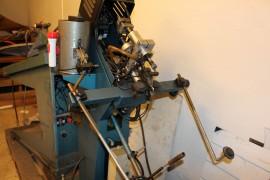 Maskiner för tillverkning av cyklar från Rex cykelfabrik