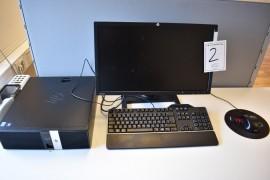 Datorer och kontor