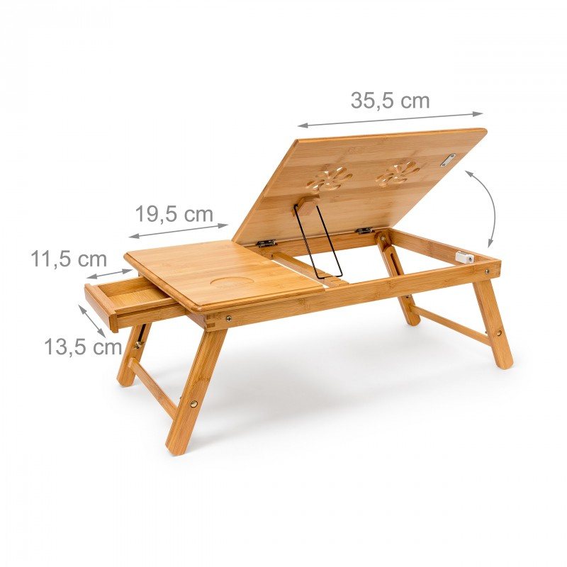 Slag1 Säng Bord För Laptop