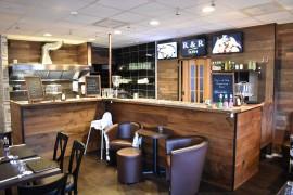 Restaurang och frisörsalongs-rörelse