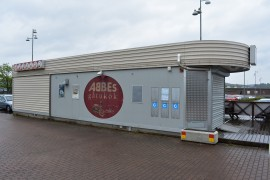 Utförsäljning av ABBES gatukök i Kungsbacka