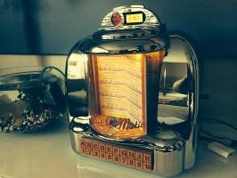 Hushållsmaskiner med retro- och nostalgikänsla
