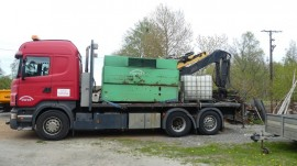 Scania Borrbil