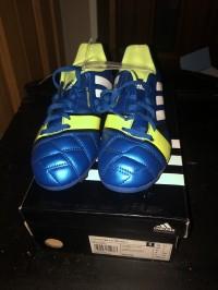 Adidas Fotbolls skor
